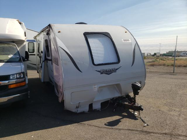 Salvage cars for sale from Copart Pasco, WA: 2018 Lancia Travel Trailer