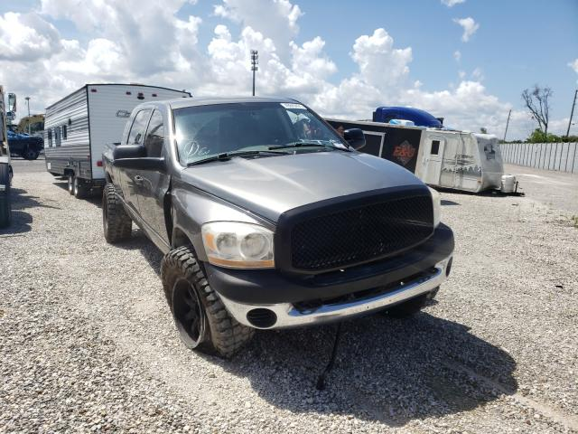 Salvage cars for sale from Copart Apopka, FL: 2006 Dodge RAM 1500