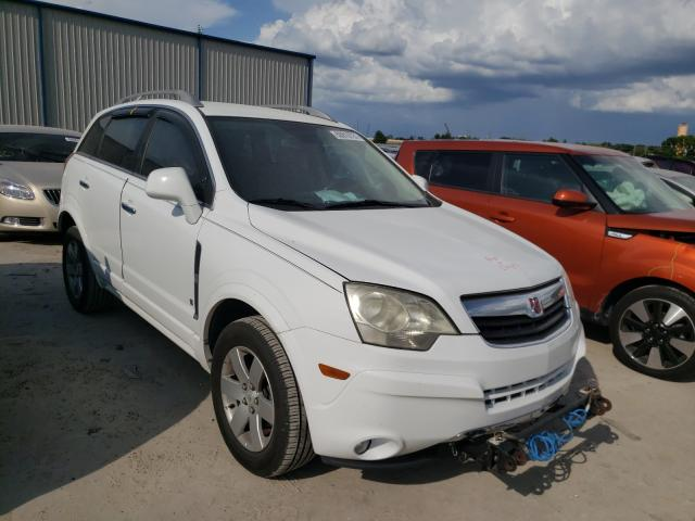 Salvage 2008 SATURN VUE - Small image. Lot 50819731