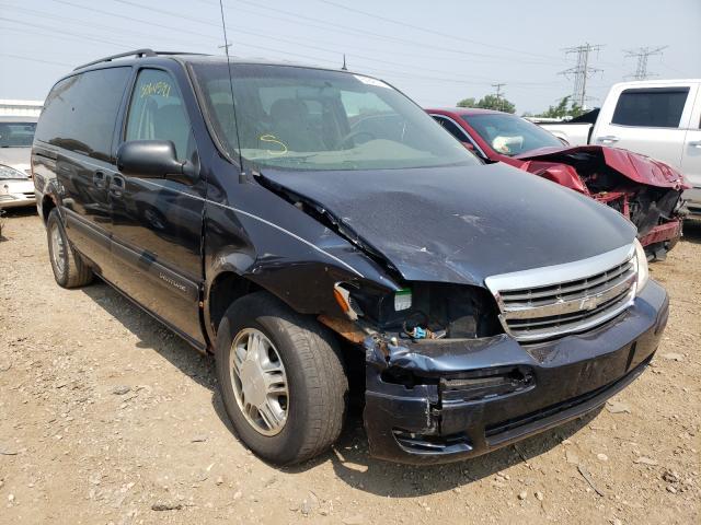 Chevrolet Venture salvage cars for sale: 2002 Chevrolet Venture