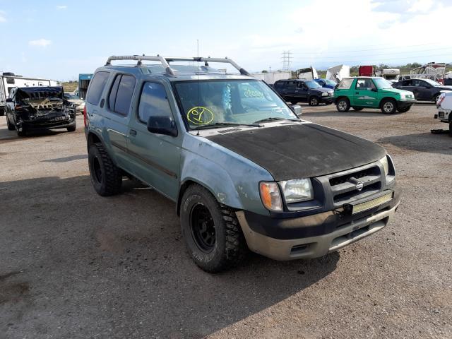 Salvage cars for sale at Tucson, AZ auction: 2001 Nissan Xterra XE