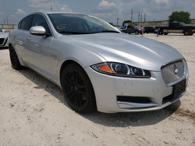 Salvage cars for sale from Copart Haslet, TX: 2015 Jaguar XF 3.0 Sport