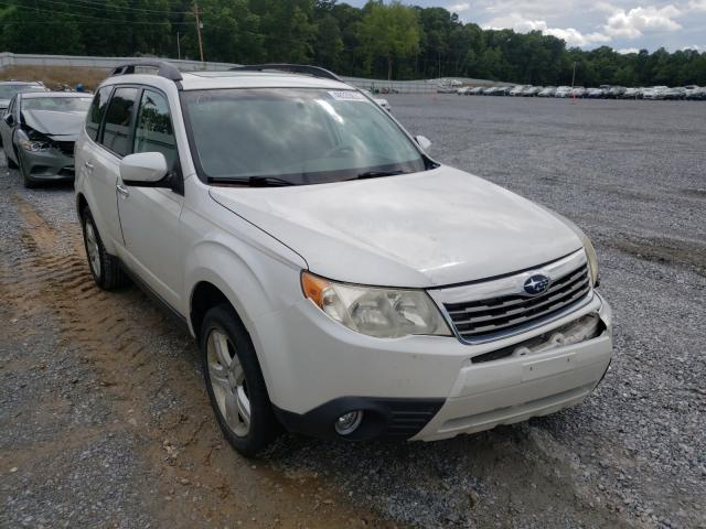Salvage 2010 SUBARU FORESTER - Small image. Lot 48333631