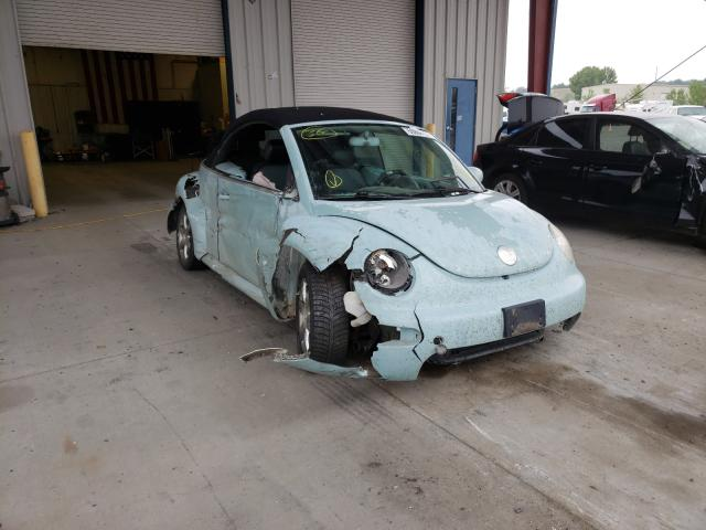 Salvage cars for sale at Billings, MT auction: 2004 Volkswagen New Beetle