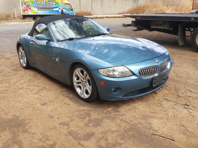 BMW Vehiculos salvage en venta: 2005 BMW Z4 3.0