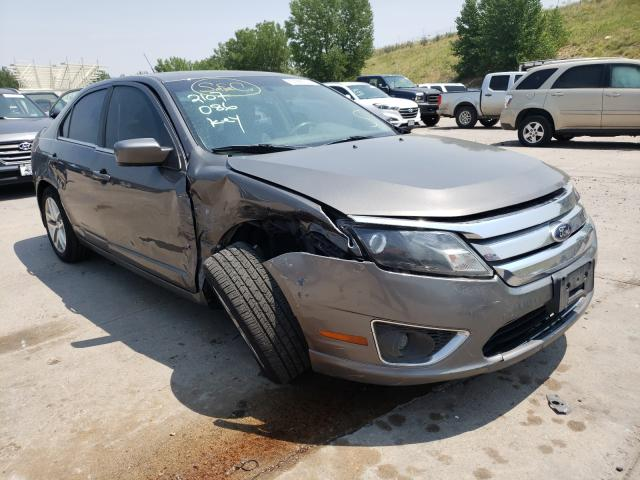Salvage 2012 FORD FUSION - Small image. Lot 50985211