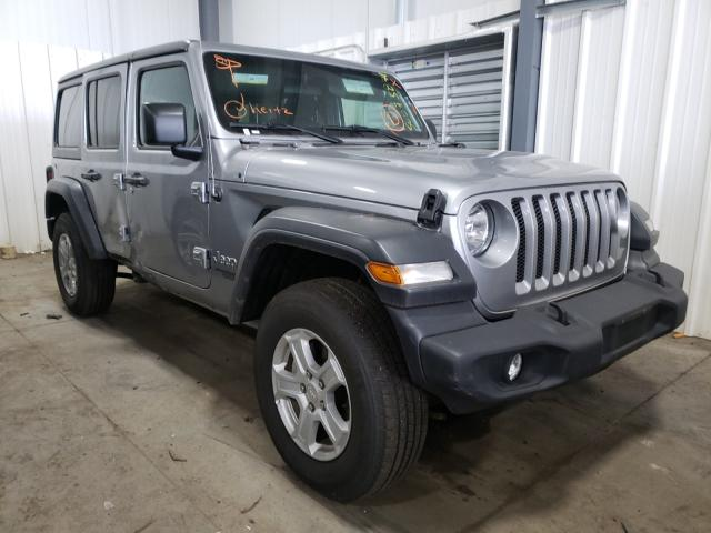 2020 Jeep Wrangler U for sale in Ham Lake, MN