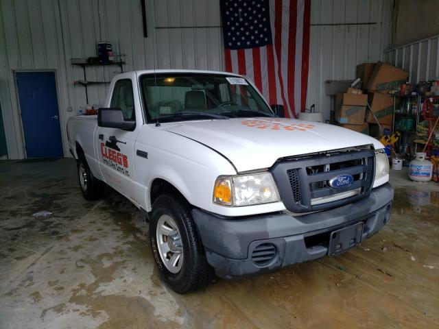 Ford Ranger salvage cars for sale: 2011 Ford Ranger
