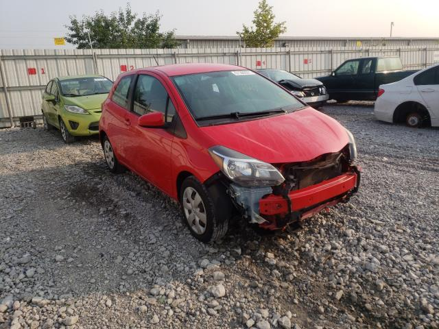 Salvage cars for sale from Copart Walton, KY: 2015 Toyota Yaris