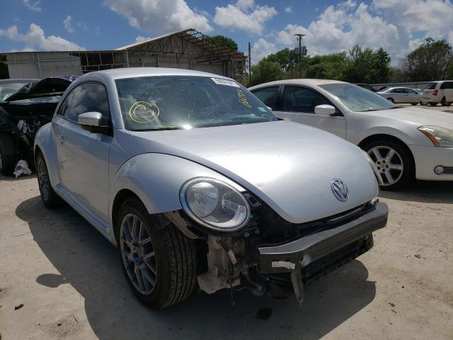 Vehiculos salvage en venta de Copart Corpus Christi, TX: 2013 Volkswagen Beetle