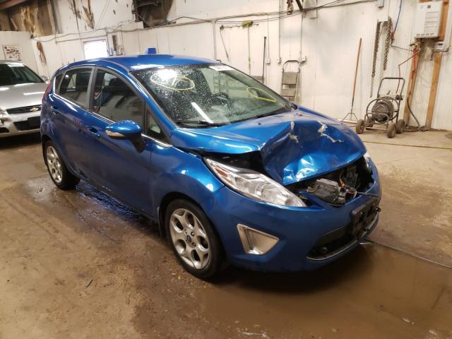 2011 Ford Fiesta SES en venta en Casper, WY