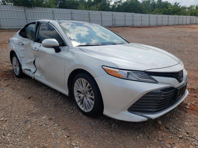 Vehiculos salvage en venta de Copart Oklahoma City, OK: 2018 Toyota Camry L