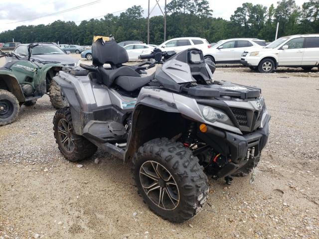 Salvage cars for sale from Copart Greenwell Springs, LA: 2021 Cfor Moto 500