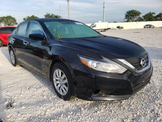 Salvage cars for sale from Copart Homestead, FL: 2017 Nissan Altima 2.5