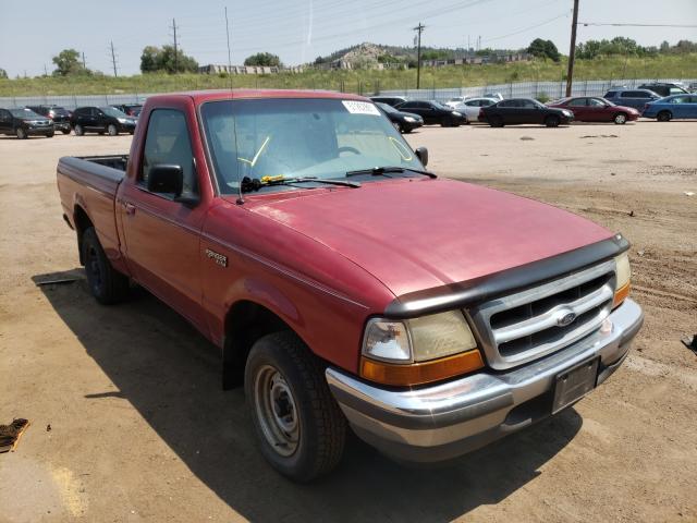 Ford Ranger salvage cars for sale: 1998 Ford Ranger