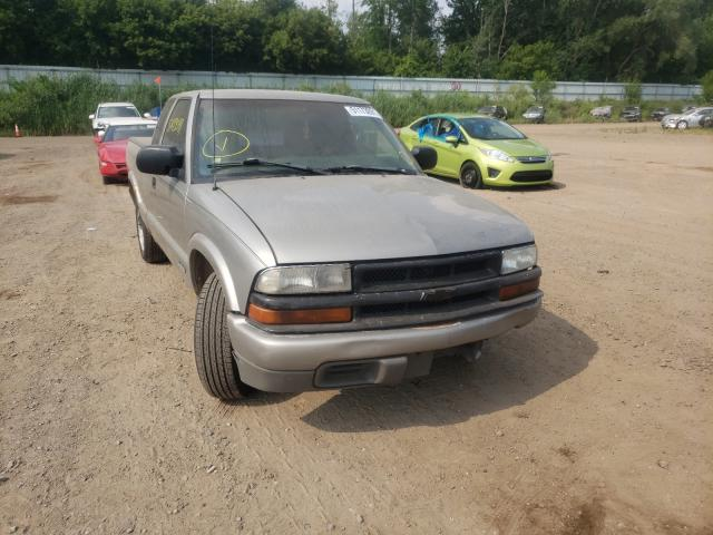 Salvage cars for sale from Copart Davison, MI: 1998 Chevrolet S Truck S1
