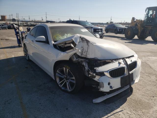 Vehiculos salvage en venta de Copart Sun Valley, CA: 2017 BMW 430I