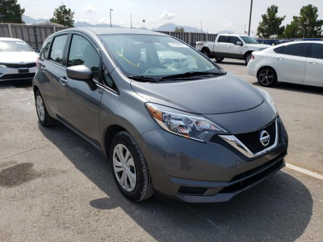 Salvage cars for sale from Copart Anthony, TX: 2018 Nissan Versa Note