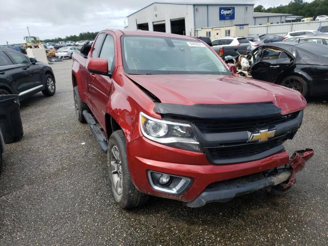 Salvage cars for sale from Copart Eight Mile, AL: 2016 Chevrolet Colorado Z