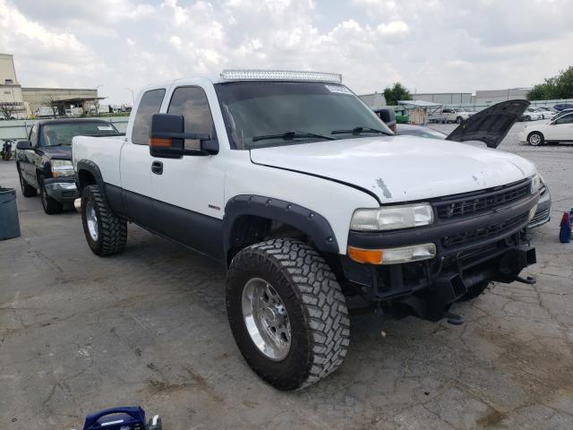 2002 Chevrolet Silverado en venta en Tulsa, OK