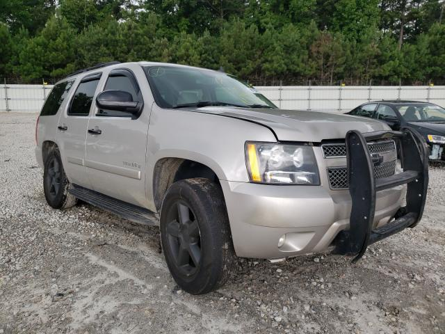 Salvage 2007 CHEVROLET TAHOE - Small image. Lot 51126881