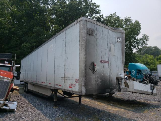 Salvage cars for sale from Copart Grantville, PA: 2005 Wabash Dryvan