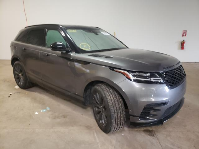 Salvage 2019 LAND ROVER RANGEROVER - Small image. Lot 50656511