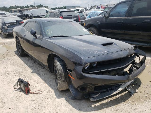 Salvage cars for sale from Copart Houston, TX: 2019 Dodge Challenger