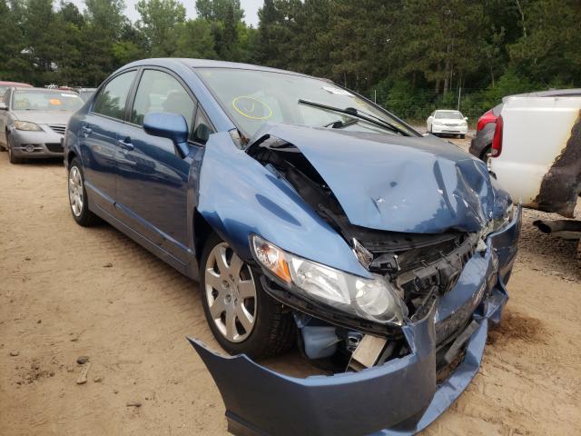 2011 Honda Civic en venta en Ham Lake, MN
