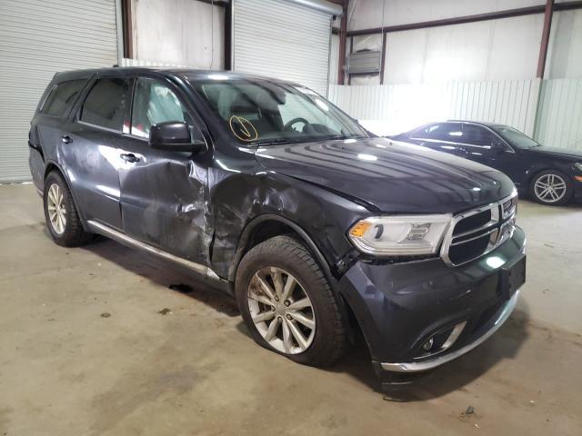 Vehiculos salvage en venta de Copart Lufkin, TX: 2014 Dodge Durango SX