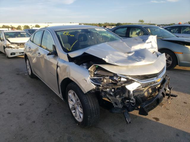 Salvage cars for sale from Copart Orlando, FL: 2020 Chevrolet Malibu LT