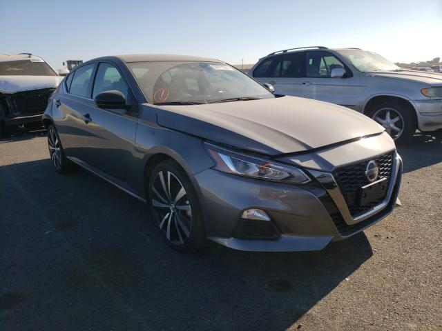 Salvage cars for sale from Copart Sacramento, CA: 2020 Nissan Altima SR