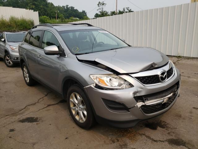 Salvage cars for sale from Copart Marlboro, NY: 2012 Mazda CX-9