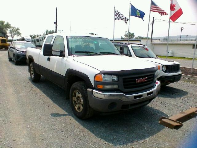GMC Vehiculos salvage en venta: 2006 GMC New Sierra