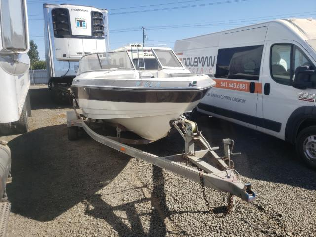 Salvage boats for sale at Eugene, OR auction: 1991 Other Boat