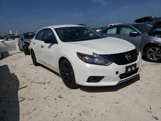 Nissan Vehiculos salvage en venta: 2018 Nissan Altima 2.5