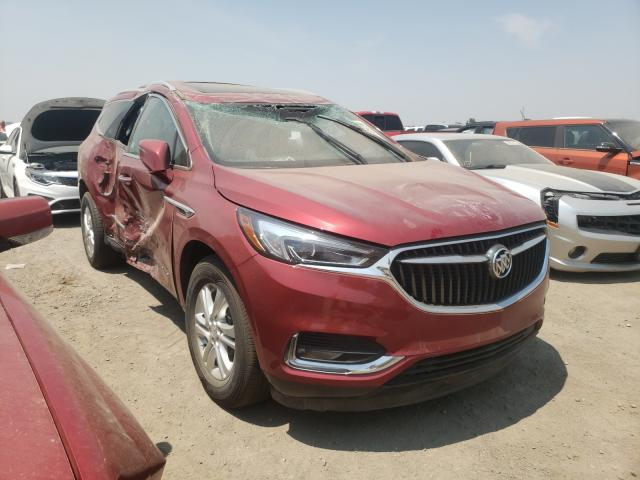 Salvage cars for sale from Copart Brighton, CO: 2021 Buick Enclave ES