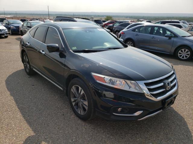 Salvage cars for sale from Copart Albuquerque, NM: 2013 Honda Crosstour