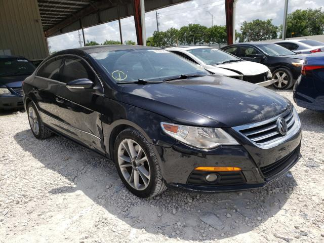 Salvage cars for sale from Copart Homestead, FL: 2010 Volkswagen CC Luxury