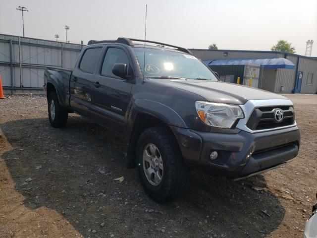 Salvage cars for sale from Copart Finksburg, MD: 2015 Toyota Tacoma DOU
