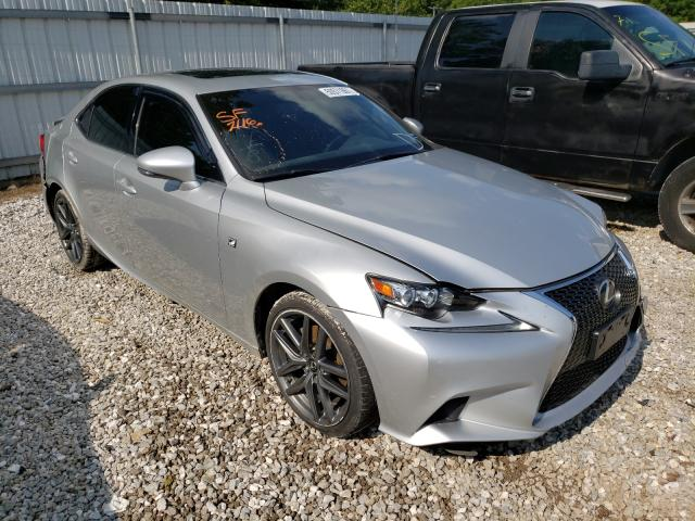 Salvage cars for sale from Copart Rogersville, MO: 2014 Lexus IS 250