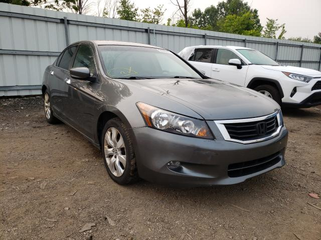 2009 Honda Accord EX for sale in Columbia Station, OH