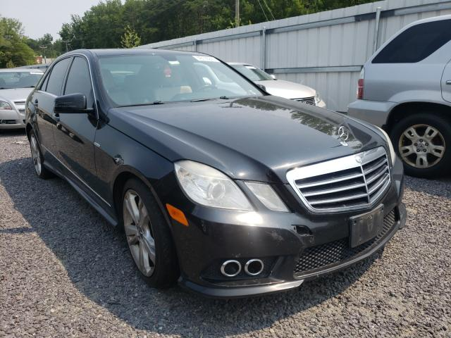 Salvage cars for sale from Copart Fredericksburg, VA: 2010 Mercedes-Benz E 350 4matic