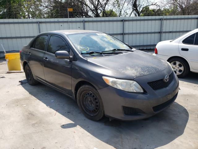 Salvage cars for sale from Copart Corpus Christi, TX: 2010 Toyota Corolla BA