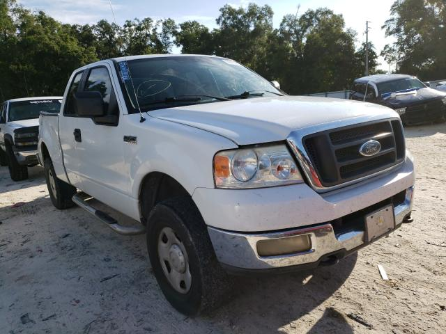 Salvage cars for sale from Copart Ocala, FL: 2004 Ford F150