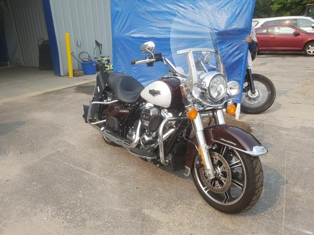 Salvage cars for sale from Copart Glassboro, NJ: 2021 Harley-Davidson Flhr