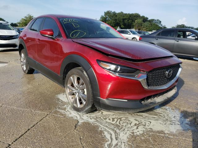 Salvage cars for sale from Copart Punta Gorda, FL: 2020 Mazda CX-30 Sele