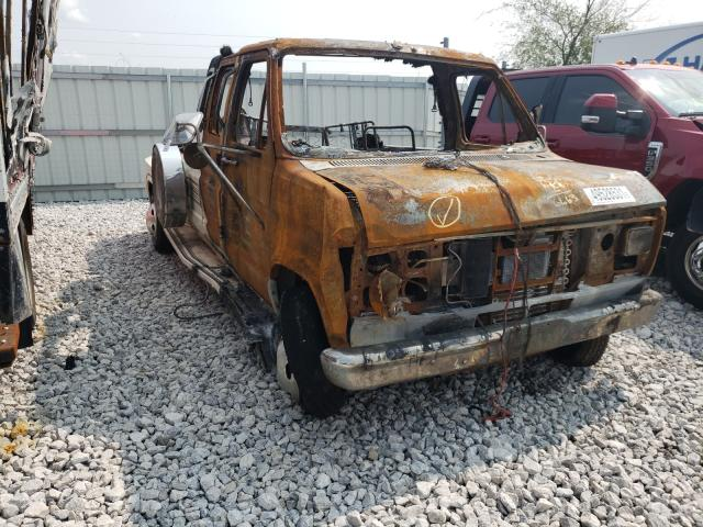 1988 Ford Car UK en venta en Greenwood, NE