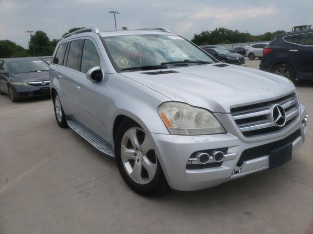 Vehiculos salvage en venta de Copart Wilmer, TX: 2010 Mercedes-Benz GL 450 4matic
