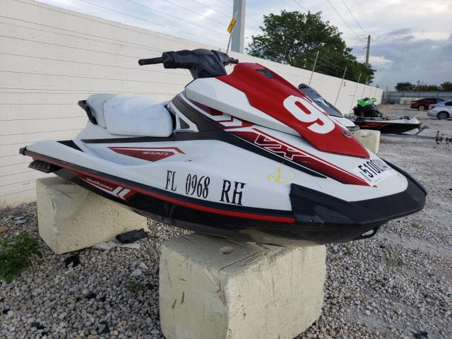 Salvage cars for sale from Copart Homestead, FL: 2017 Yamaha VX